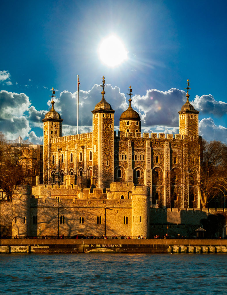 Photo of Tower of London, England